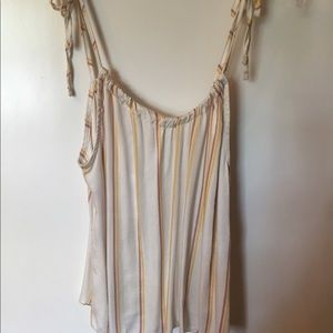 Silky Tank from American Eagle